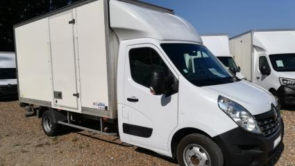 RENAULT MASTER III CAISSE RJ3500 L4 2.3 DCI 130CH ENERGY 20M3 CAISSE +HAYON