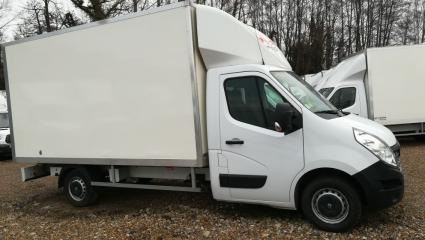 RENAULT MASTER III CAISSE F3500 L3 2.3 DCI 145CH ENERGY 20M3 CONFORT EURO6