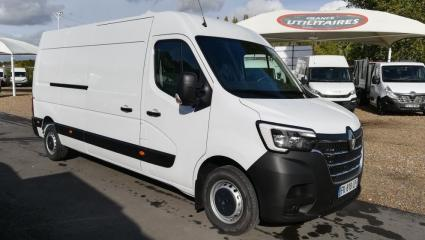 RENAULT MASTER III FG NEW F3500 L3H2 2.3 DCI 135CH GRAND CONFORT GPS R-LINK +CAM