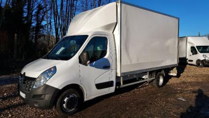RENAULT MASTER III GRD VOL R3500RJ L4 2.3 DCI 130CH 20M3 GRAND CONFORT +HAYON
