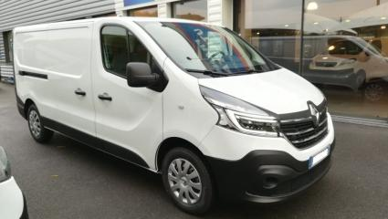 RENAULT TRAFIC III FG NEW BVA L2H1 1200 2.0 DCI 145CH ENERGY GRAND CONFORT EDC GPS R-LINK